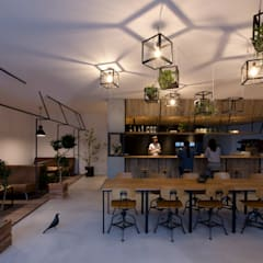 راهرو by ALTS DESIGN OFFICE