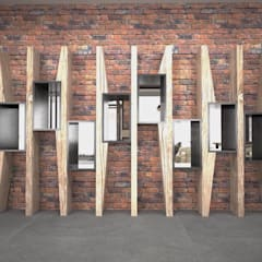 Murat Aksel Architecture – Sivas / amade restaurant cafe:  tarz Çalışma Odası