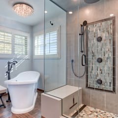 Steam Bath by Studio Design LLC, Classic