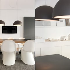 Beleuchtungsdetail:  Bürogebäude von qbus architektur  & innenarchitektur
