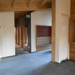 Gesamtkonzept gesundes Wohnen:  Flur & Diele von Malereibetrieb Kauroff GmbH