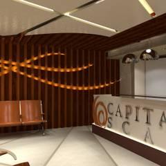 مكتب عمل أو دراسة تنفيذ Ain Designs Studio