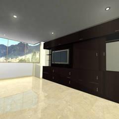 apartment 039: Habitaciones de estilo  por origini
