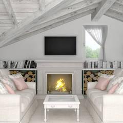 Phòng khách by redesign lab