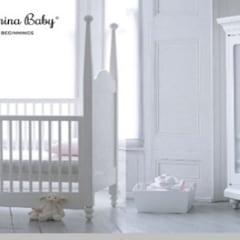 Bespoke Nursery Room:  Baby room by Bellamina Baby