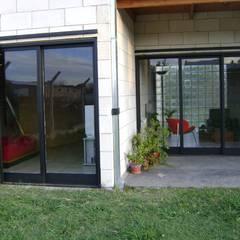Casas de estilo  de Marcelo Manzán Arquitecto
