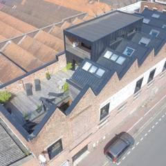 Loft à Tourcoing: Maisons de style de style Industriel par Agence S. Duca Architecte DPLG