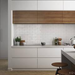 آشپزخانه by Equipe Ceramicas