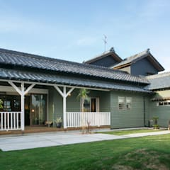 HOUSE-04(renovation): dwarfが手掛けた家です。