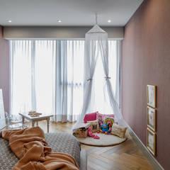 Dormitorios infantiles de estilo  por NIVEL TRES ARQUITECTURA,