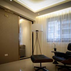 Study/office by 璞碩室內裝修設計工程有限公司,
