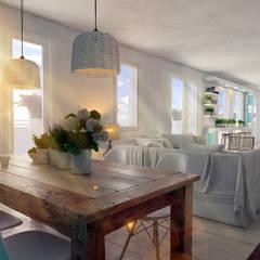 Ruang Makan by Studio Frasson
