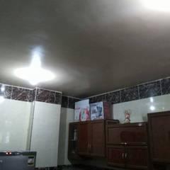 تشطيب شقة بالتجمع الخامس بالقاهرة الجديدة  مع شركة كاسل:  مطبخ تنفيذ كاسل للإستشارات الهندسية وأعمال الديكور في القاهرة