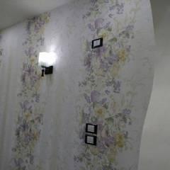 Walls by كاسل للإستشارات الهندسية وأعمال الديكور في القاهرة