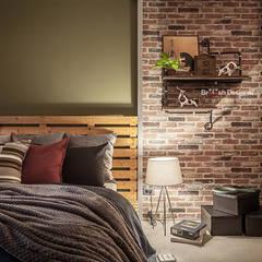 Bedroom by 大不列顛空間感室內裝修設計,