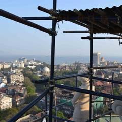 Rajabai Clock Tower, Mumbai:  Walls by Somaya and Kalappa Consultants