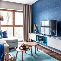 Ruang Keluarga oleh SAS, Modern