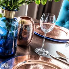 Ruang Makan oleh SAS, Modern