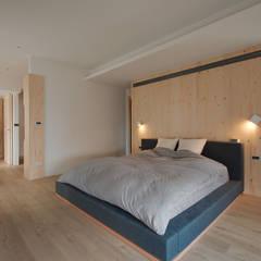 غرفة نوم تنفيذ 六相設計 Phase6