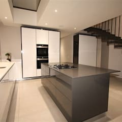Kitchen:  Kitchen by E2 Architects