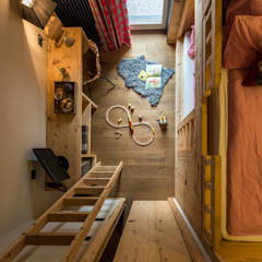 Hoteles de estilo  por BEARprogetti - Architetto Enrico Bellotti