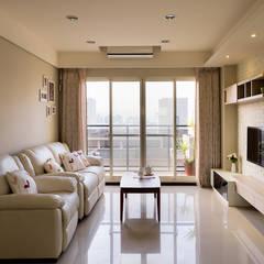غرفة المعيشة تنفيذ 思維空間設計   , إسكندينافي