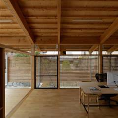 丸山晴之建築事務所:  tarz Çalışma Odası