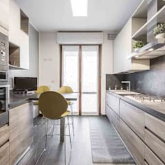 Cucina: Cucina in stile in stile Moderno di Facile Ristrutturare