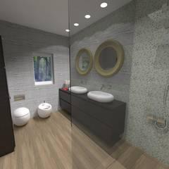 Casa de Banho Suite: Casas de banho  por EGO Interior Design