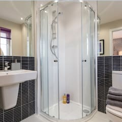 Take a step into luxury each day..: modern Bathroom by Graeme Fuller Design Ltd