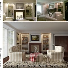 ​Interior Design and Rendering by Design Studio AiD Classic Granite