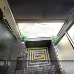 北投 阿曼:  水療 by 中孚 設計 / FRANKFU INERIOR DESIGN, 現代風