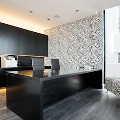 ULTRA MODERN RESIDENCE:  Study/office by FRANCOIS MARAIS ARCHITECTS