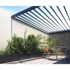 Terrace by DAR Arquitectos