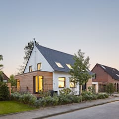 Umbau Haus S, Ratingen:  Häuser von Philip Kistner Fotografie