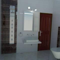 4 Lotus Interior:  tarz Banyo