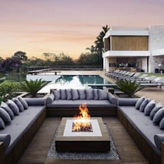 Terrace by Ecologic City Garden - Paul Marie Creation