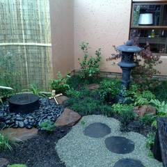 WIGGILL :  Garden by Japanese Garden Concepts, Asian
