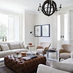 Hyde Park Elegance:  Living room by Generation
