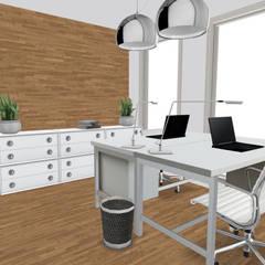 Biuro - Poznań, Grunwald: styl , w kategorii Przestrzenie biurowe i magazynowe zaprojektowany przez Profit Concept Consulting