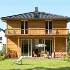 Haus Strausberg I+II:  Häuser von Müllers Büro