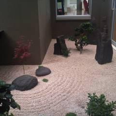 KIRKINIS:  Garden by Japanese Garden Concepts, Asian