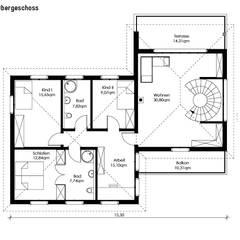 HAUS FALKENSEE I:  Häuser von Müllers Büro