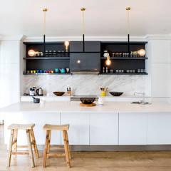 House Oranjezicht:  Kitchen by ATTIK Design, Scandinavian