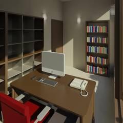 Oficina: Oficinas de estilo  por Diseño Store