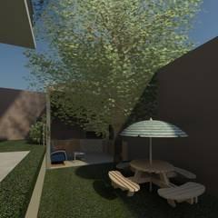 Vivienda Carrasquelitos: Jardines de estilo  por Diseño Store