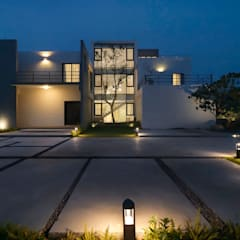 Four season house:  房子 by 夏沐森山設計整合, 現代風