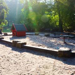 Exhibition centres by Munder und Erzepky Landschaftsarchitekten