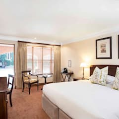 The Falstaff - Boutique Hotel Sandton :  Hotels by Nowadays Interiors