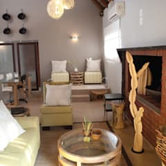 Askari Spa :  Hotels by Nowadays Interiors, Eclectic